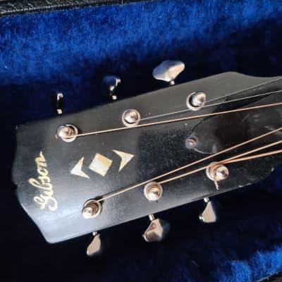 Gibson Advanced Jumbo 1938