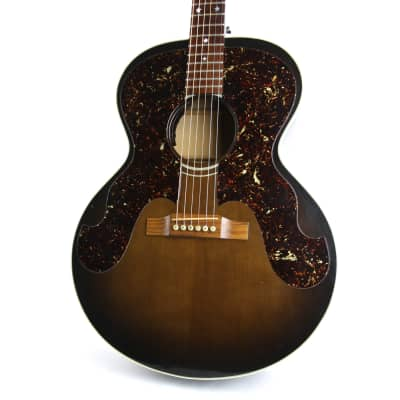 1992 Gibson J-180 Special in Brown Burst for sale