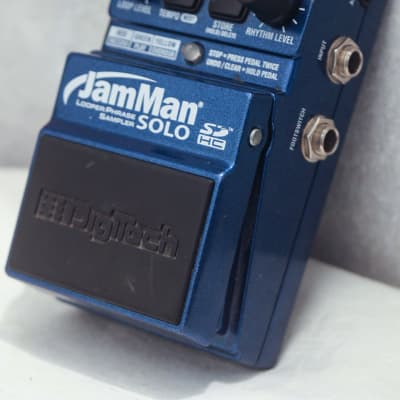 Digitech JamMan Solo Loop Pedal for sale