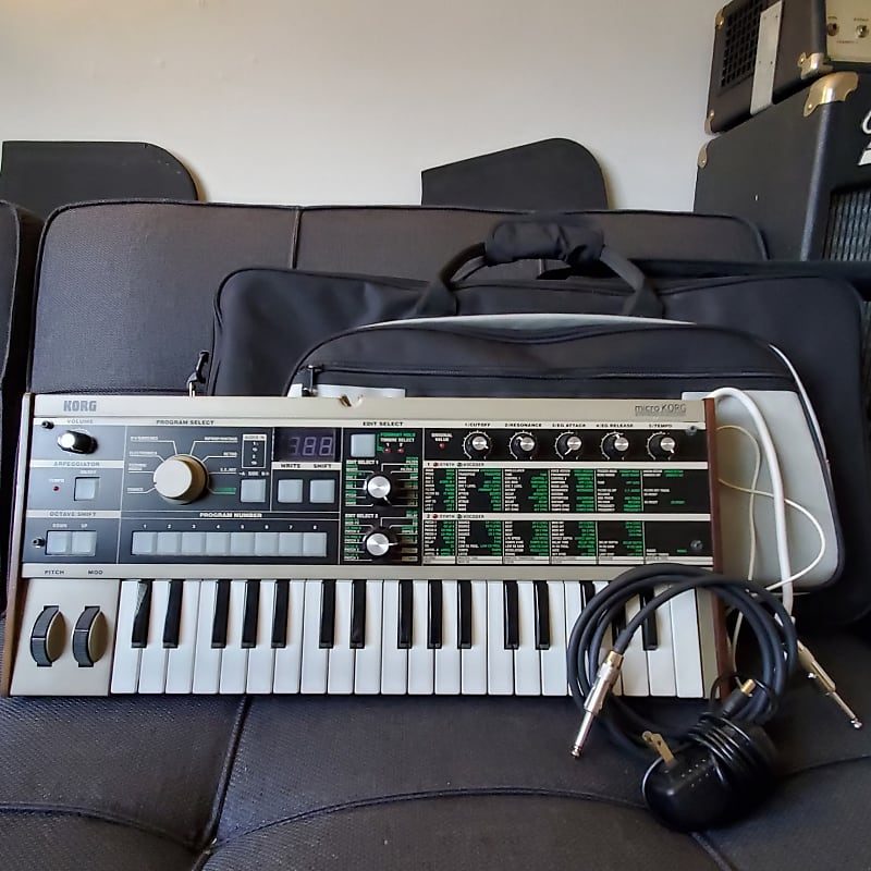 Microkorg Patches