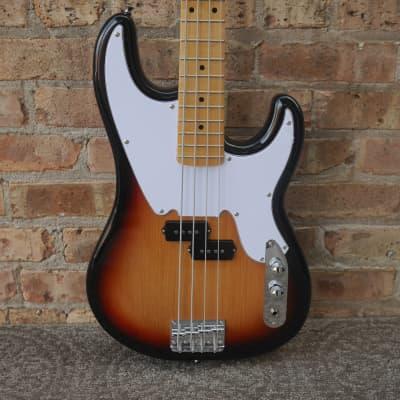 Tagima TW66 Bass Guitar Sunburst for sale