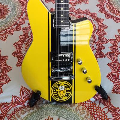 Reverend Super Rev 2017 69' Yellow for sale