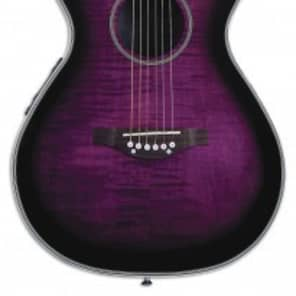 DAISY ROCK PIXIE ELECTRO ACOUSTIC - PURPLE BURST for sale