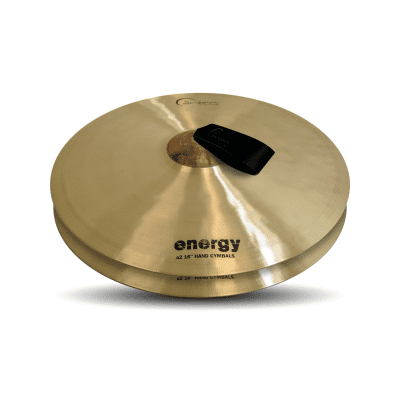 """Dream Cymbals 16"""" Energy Series Orchestral Crash Cymbals (Pair)"""