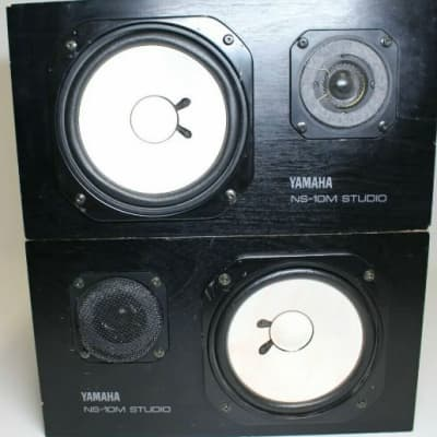 Yamaha NS-10M Studio Monitors woth extra tweeter AND extra woofer