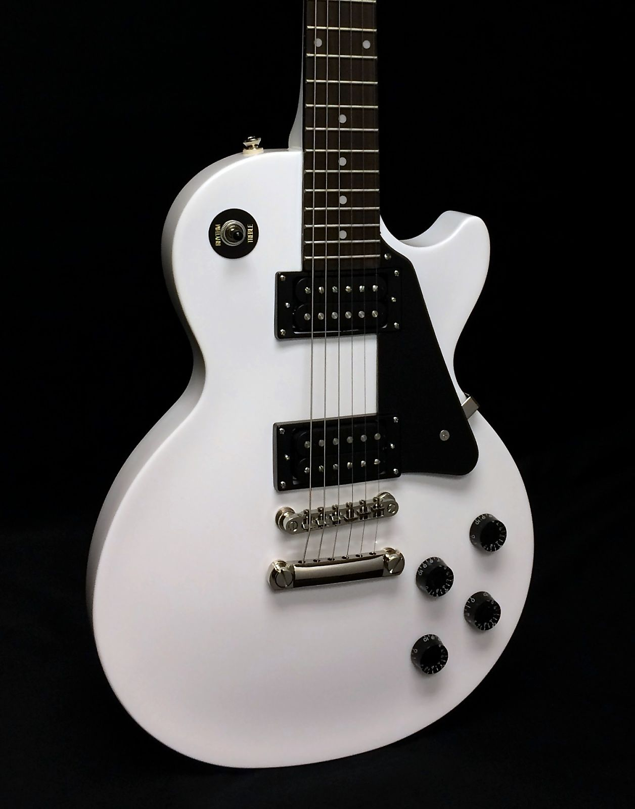 epiphone les paul studio alpine white 2010s reverb. Black Bedroom Furniture Sets. Home Design Ideas