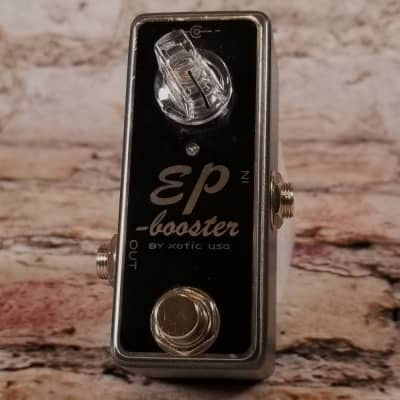 Used: Xotic Effects EP-Booster