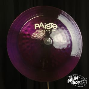 "Paiste 18"" Color Sound 900 Series China Cymbal"