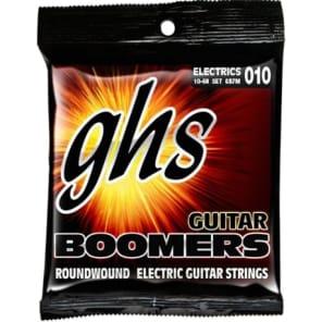GHS Strings GB7M Boomers 7-String Medium Heavy Electric Guitar Strings (10-60)
