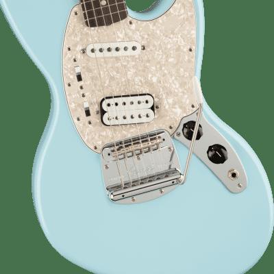 Fender Kurt Cobain Jag-Stang, Rosewood Fingerboard, Sonic Blue