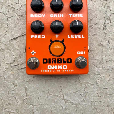 OKKO Diablo + Orange for sale