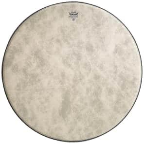 "Remo Ambassador Fiberskyn Bass Drum Head 28"""