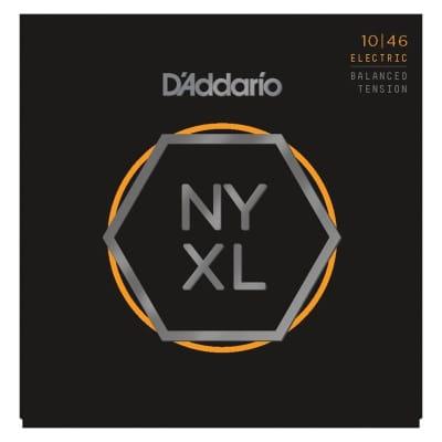 D'Addario NYXL1046BT Electric Strings