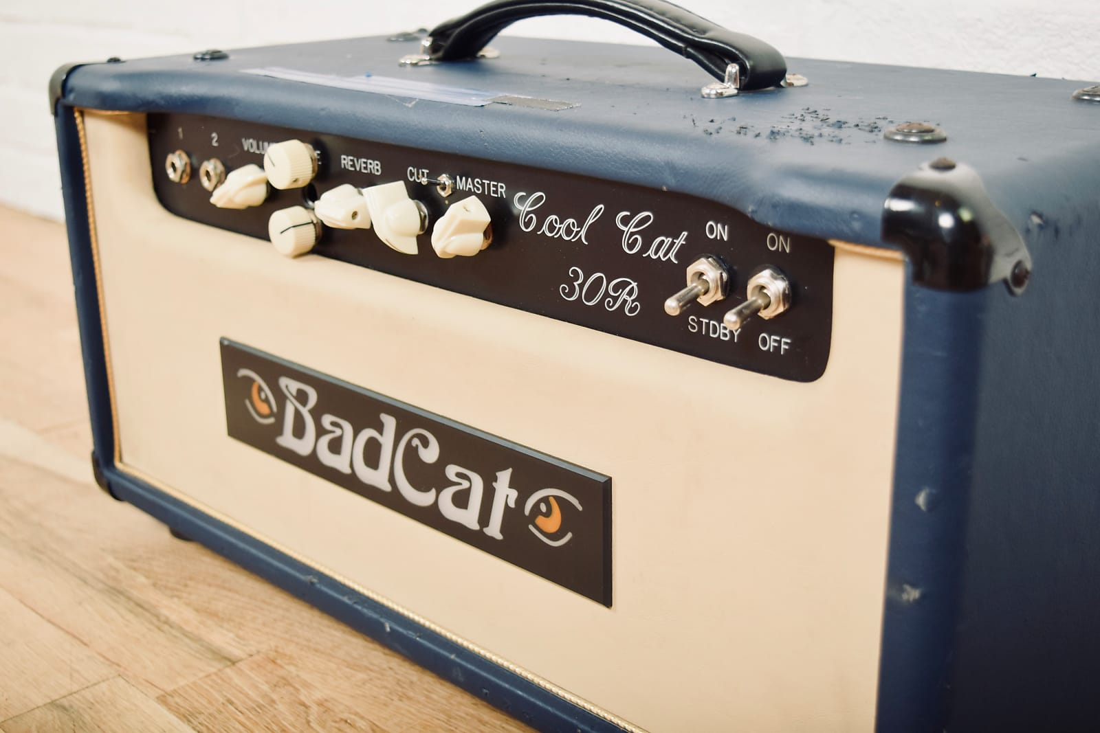 Bad Cat Cool Cat 30R tube guitar amp head Awesome (owned by Young the Giant)