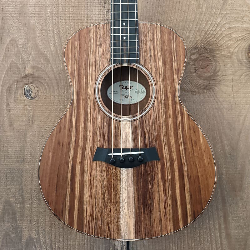 Taylor GS Mini-e Koa Acoustic Electric Bass
