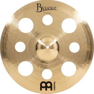 """Meinl 16"""" Byzance Brilliant Trash Crash Cymbal"""