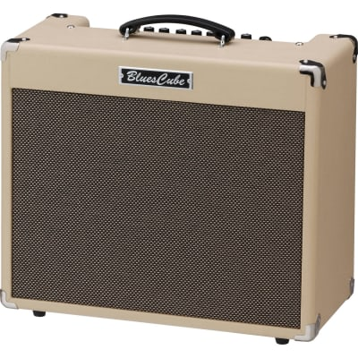 Roland Blues Cube Stage Guitar Amplifier (60W, 1x12) for sale