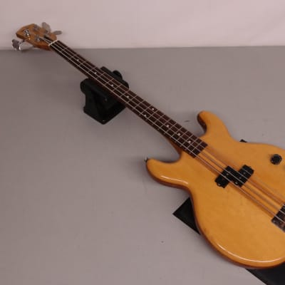 Memphis Neck Thru Bass Guitar 1980s for sale