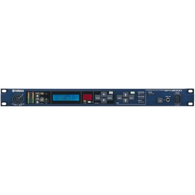 Yamaha SPX2000 Professional Multi-Effect Processor