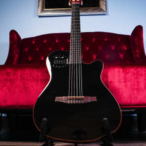 GODIN ACS Cedar Black with Bag 032174 for sale