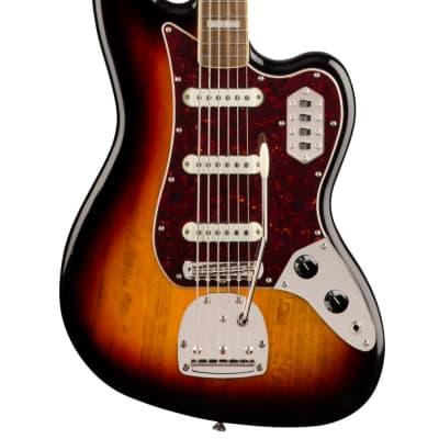NEW Squier Classic Vibe Bass VI - 3-Color Sunburst (710)