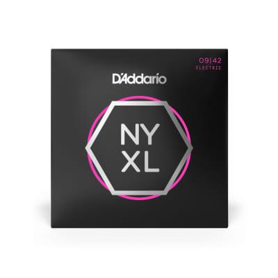 D'Addario NYXL0942 Super Light Gauge NYXL Strings 9-42