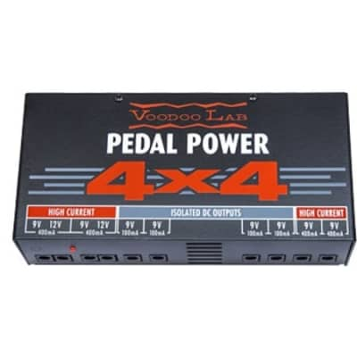 Voodoolabs Pedalpower 4 x 4