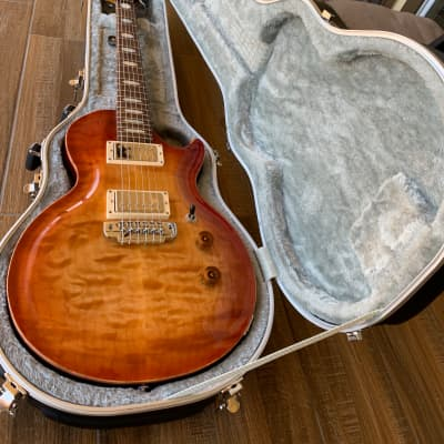 Brian Paul Custom  - Single Cut Style 2013 Sunburst - Rare Opportunity! for sale