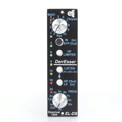 Empirical Labs EL-DS DerrEsser 500 Series De-Esser Module