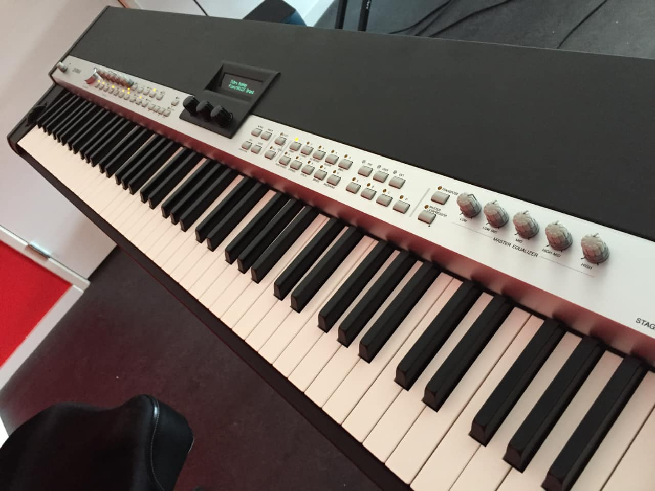 Yamaha cp5 stagepiano reverb for Yamaha cp5 price