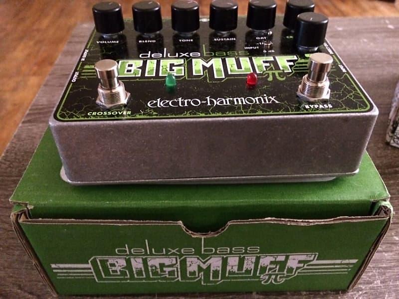 deluxe bass big muff manual