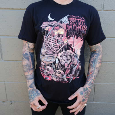Eastside Hellhounds Carnage T-Shirt - Carnage T / Small