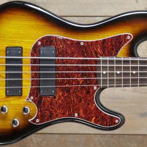 Duvoisin Standard Bass 5  2 Tone Sunburst for sale