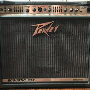 Peavey Ecoustic 112 100-Watt 1x12 Acoustic Instrument Amplification System