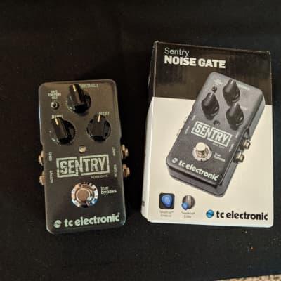 TC Electronic Sentry Noise Gate