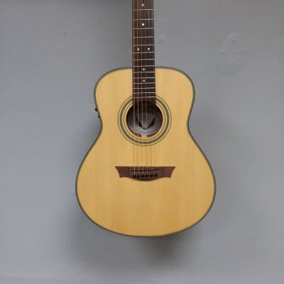 Dean St. Augustine Mini Jumbo Solid Wood A/E Guitar for sale