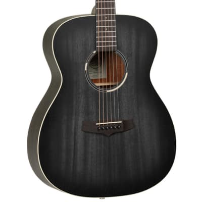 Tanglewood Blackbird Series TWBBO - Smokestack Black Satin for sale