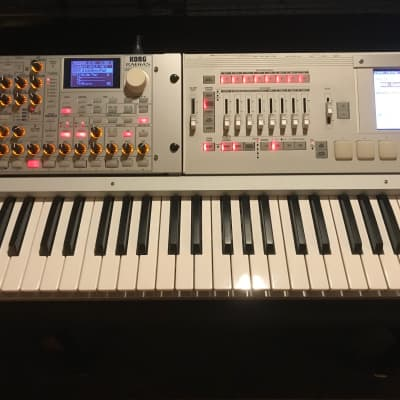 Korg M3 73 with Radias module and 256 mb ram