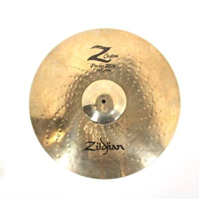 "Zildjian 20"" Z Custom Power Ride Cymbal 2001 - 2009"