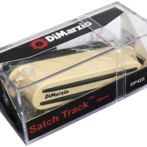 DiMarzio DP425CR Satch Track Neck Pickup