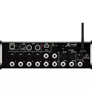Behringer X Air XR12 12-Input Tablet-Controlled Digital Mixer