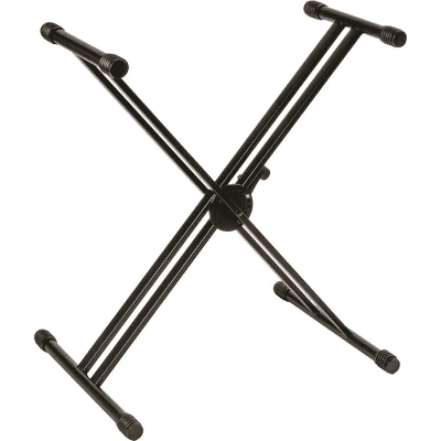 Quik-Lok QL-646 Double-Braced X-Style Keyboard Stand