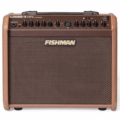 Fishman Loudbox MINI Charge Acoustic Instrument Amplifier for sale