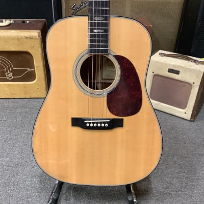 1995 Martin D-40 FMG for sale