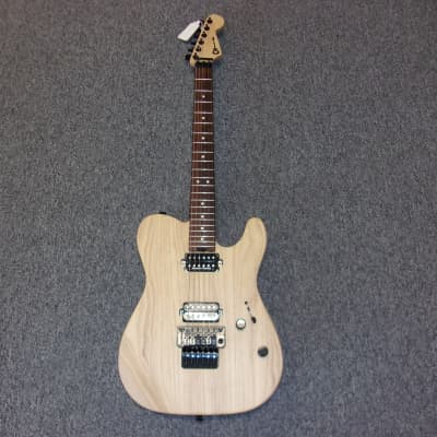 Charvel San Dimas Style 2 HH Electric Guitar Natural for sale
