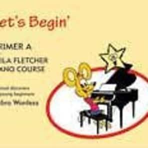 "Leila Flecher Piano Course Primer /""Lets Begin/"" Primer"