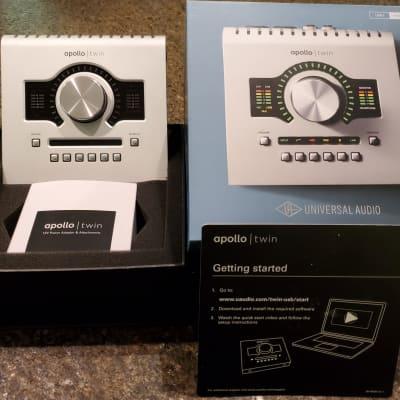 Universal Audio Apollo Twin Duo USB