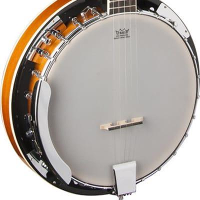 Oscar Schmidt OB4 5-string Banjo, Gloss Finish for sale