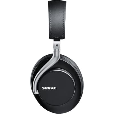 Shure AONIC 50 Wireless Noise-Cancelling Headphones, Black, Warehouse Resealed