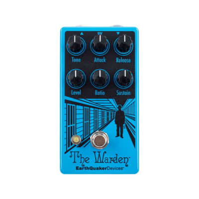NEW EarthQuaker Devices The Warden V2 for sale